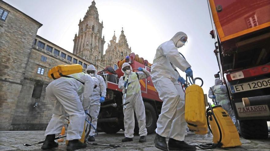 El despliegue del Ejército no llega a Cataluña y Euskadi