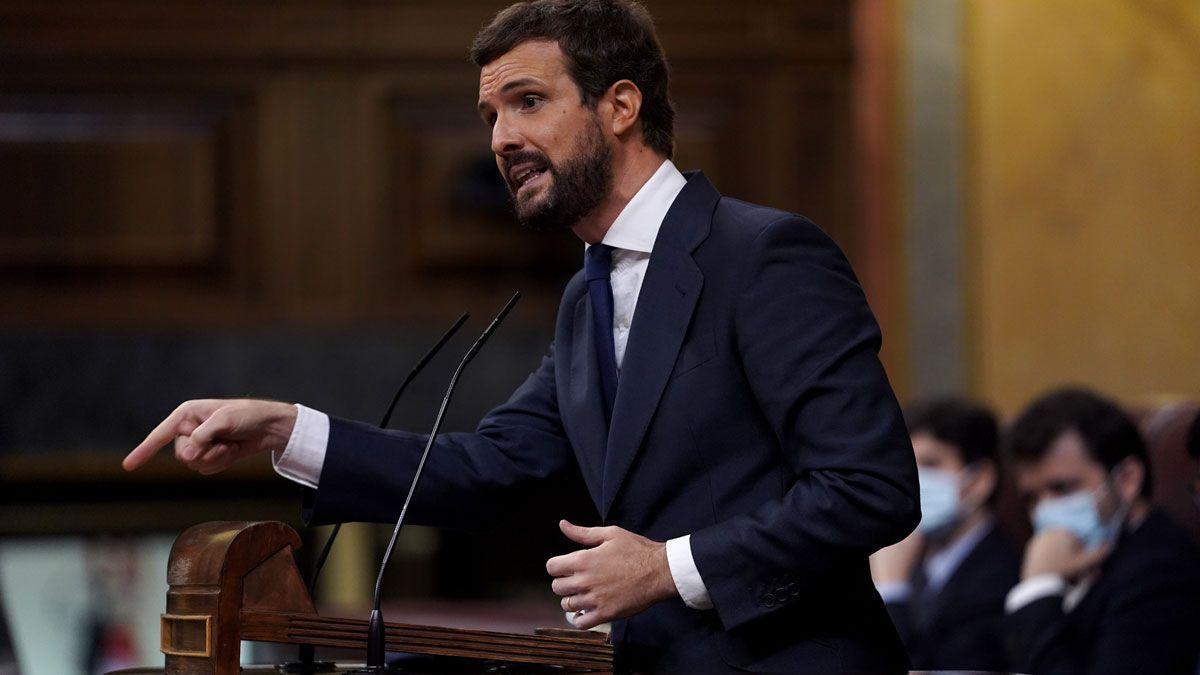 La derecha arremete contra Podemos por alentar los disturbios por Hasél