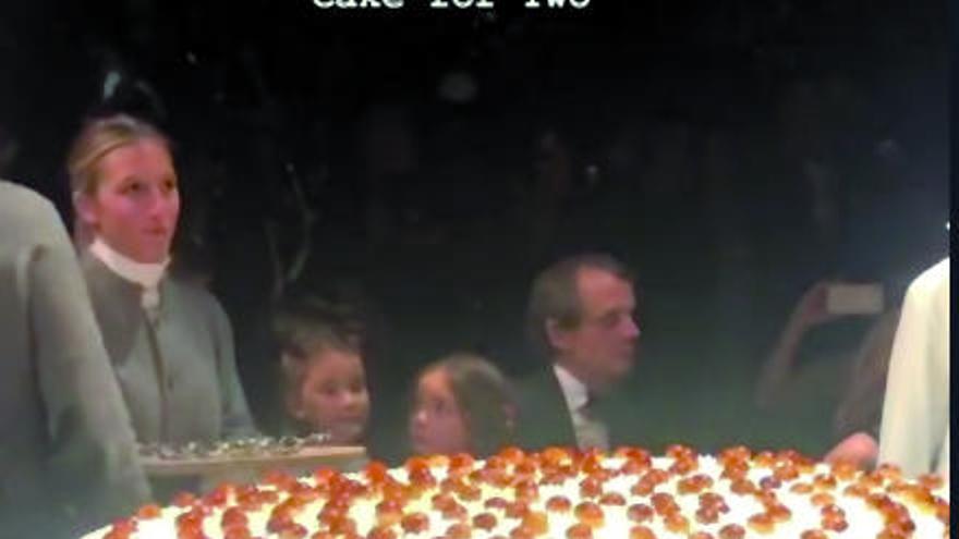 La boda de Marta Ortega y Carlos Torretta, en imágenes