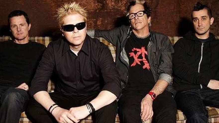El festival EDP Vilar de Mouros cierra su cartel con The Offspring a la cabeza