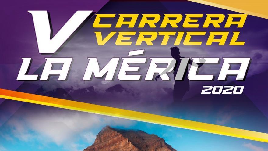 Valle Gran Rey  mantiene la Carrera Vertical 'La Mérica' para estas navidades