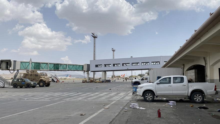 Catar envía un equipo de técnicos a Kabul para reactivar el aeropuerto