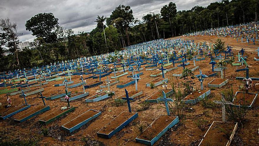 El desastre de Manaos,  un aviso al mundo