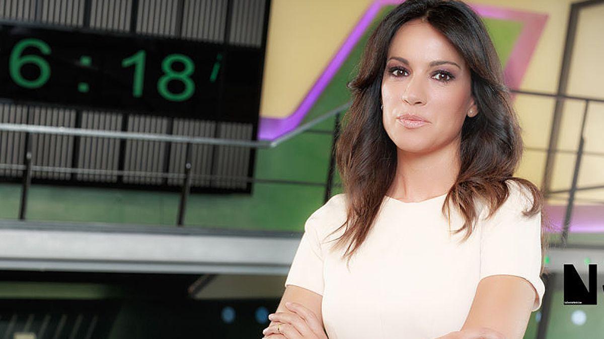 Cristina Saavedra.
