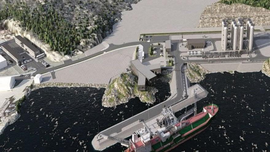 IDESA construirá los tanques del primer gran depósito europeo de CO2