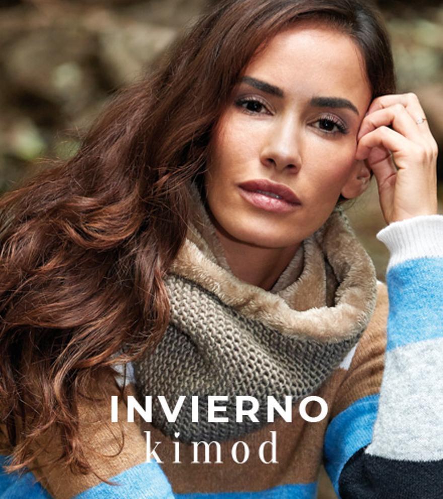 Este invierno vas a necesitar los suaves cuellos Kimod para protegerte contra el frío