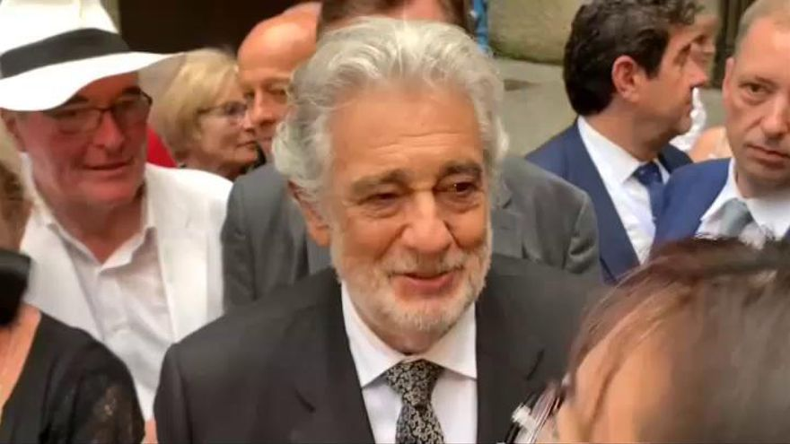 Domingo cancela sus conciertos en el Teatro Real