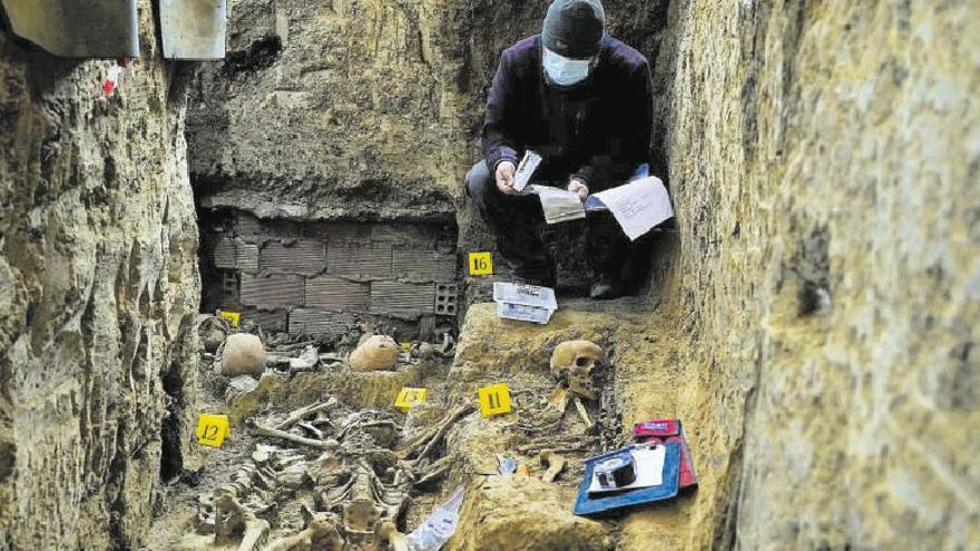 El Gobierno apoya cinco proyectos para exhumaciones en Castellón