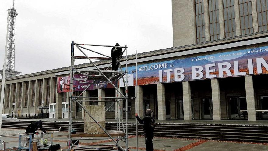 La cancelación de la ITB, un mazazo para Balears