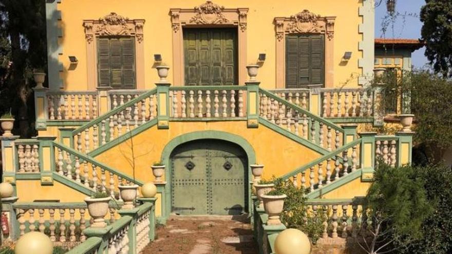 La encrucijada de Villa Amparo: el refugio valenciano de Machado, en ruinas