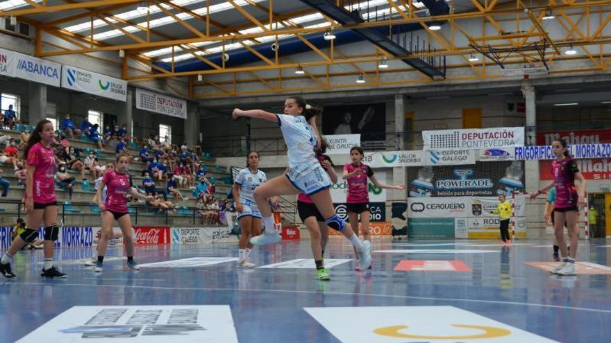 El Tecnosat Cangas se medirá al Anaitasuna en semifinales