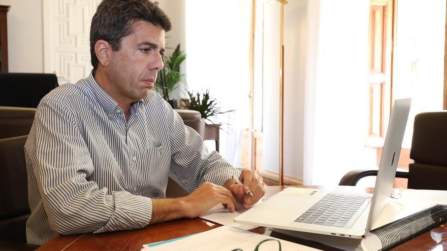 Compromís pone sobre la mesa un pacto para apartar al PP de la Diputación y dar la Presidencia a Ciudadanos