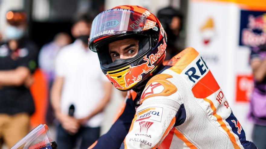 """Marc Márquez: """"Lo más lógico es que Viñales vuelva en Silverstone"""""""
