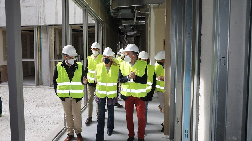 La Junta asegura que el centro de salud de San Pedro estará construido en verano