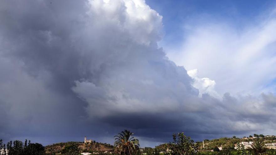 La lluvia torrencial se dispara un 37% en la Ribera en pocas décadas