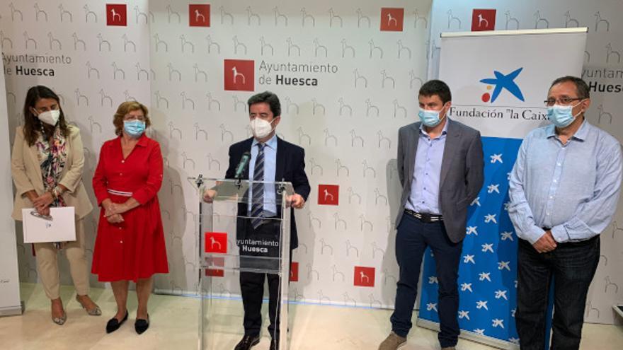 Huesca se compromete con la inclusión social