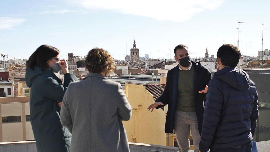 """Marzà: """"Abrimos más el IVAM al barrio, a la ciudad y a la gente"""""""