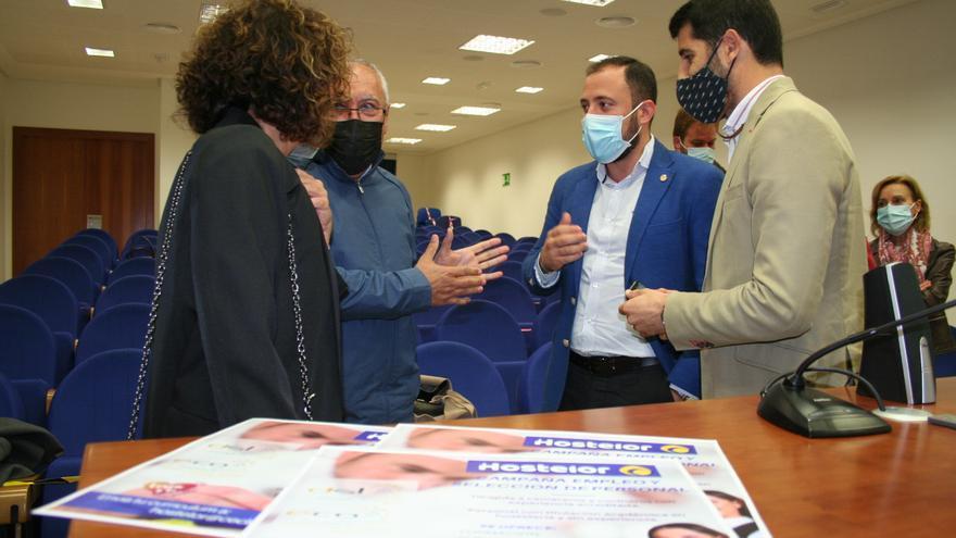 Una campaña fomentará la profesionalidad y empleabilidad de los hosteleros de Lorca