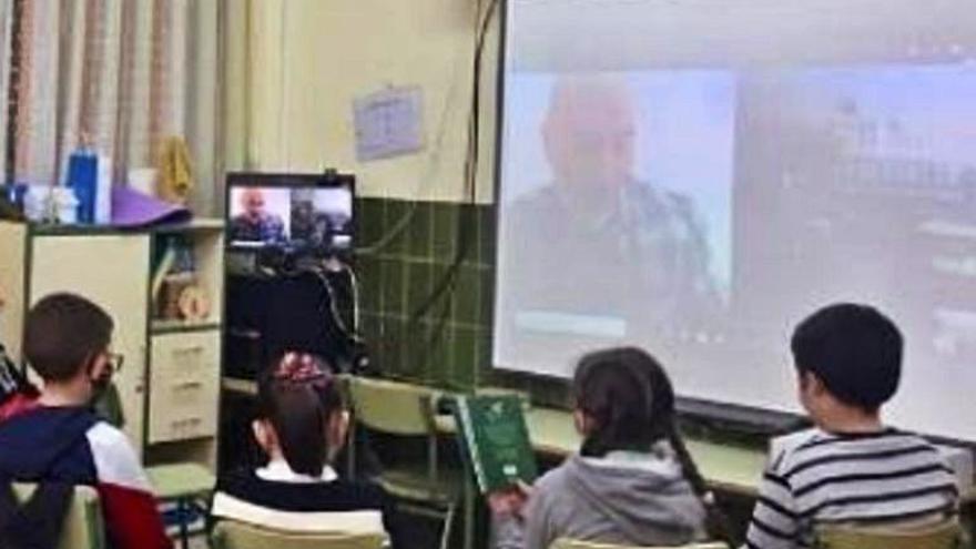 Los centros educativos de Benavente se suman a la celebración del Día del Libro con diversas iniciativas