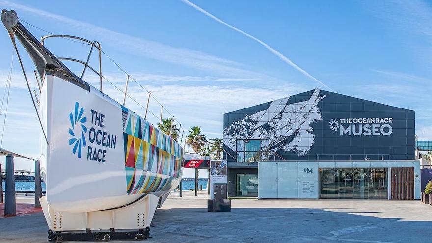 The Ocean Race utiliza energía renovable en las oficinas del Puerto de Alicante y su Museo