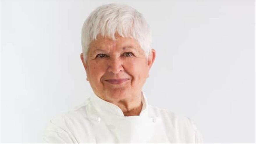 Fallece Loles Salvador, la cocinera que logró la primera estrella Michelin en Valencia