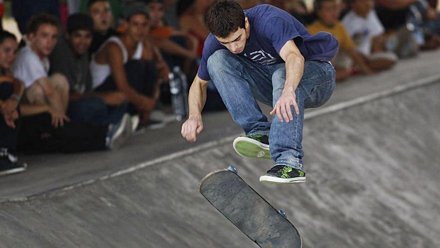 Calvià recupera el proyecto de  'skate park', con un coste de 300.000 euros
