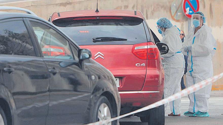Dos nuevos brotes dejan 12 contagiados más en Sagunt