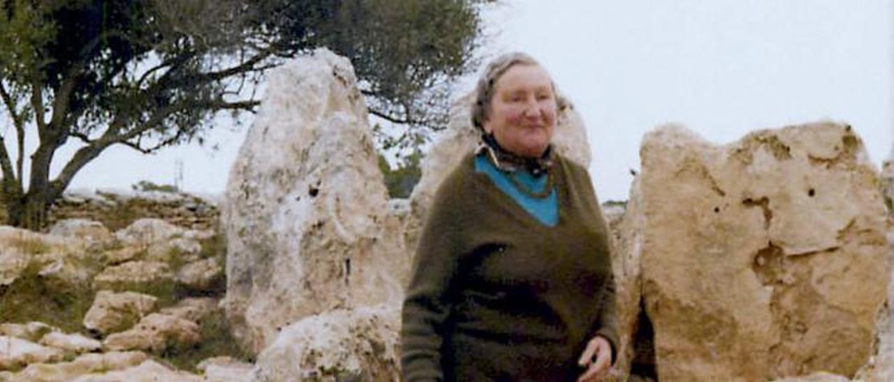 Celia Topp en Ca na Costa.