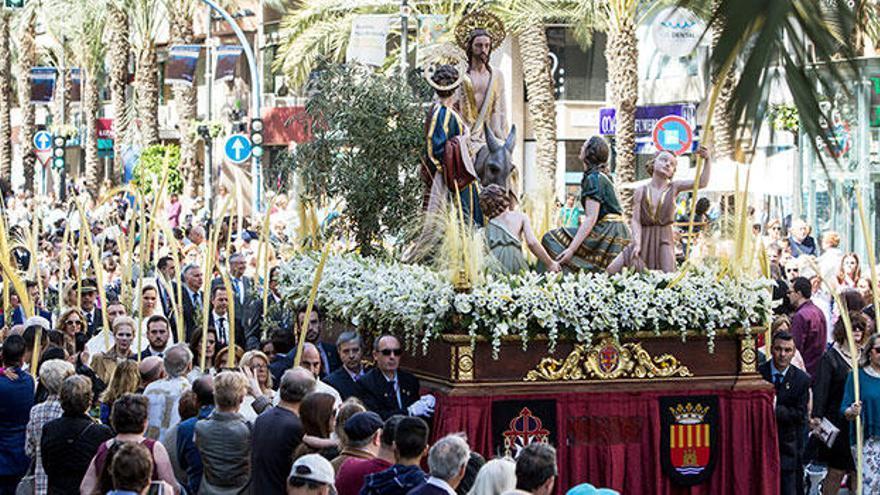 Semana Santa en Alicante: Programa de actos y procesiones