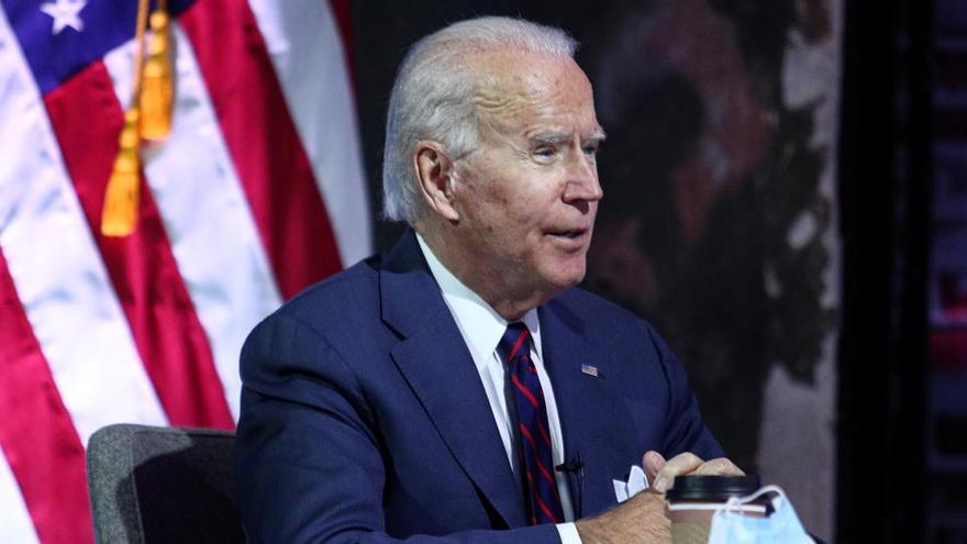 Biden empieza a dar forma a su Casa Blanca