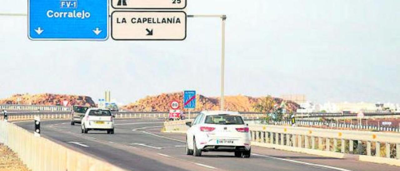 Corosa, OHL y Satocan se adjudican el tramo Puerto del Rosario-La Caldereta