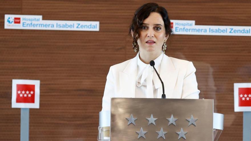 Madrid avisa a Montero que recurrirá al TC el pacto con ERC de armonización fiscal