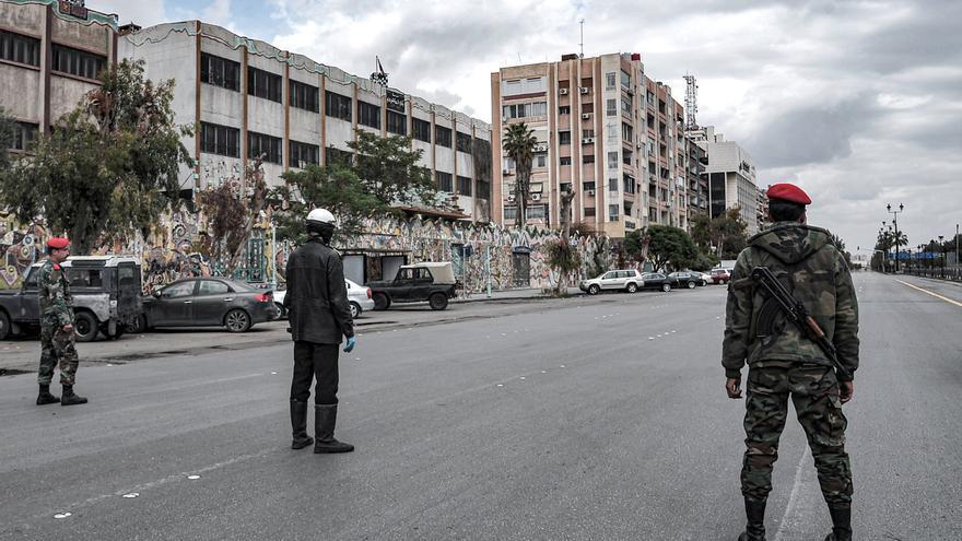 Al menos 13 muertos en un atentado contra un autobús militar en Siria