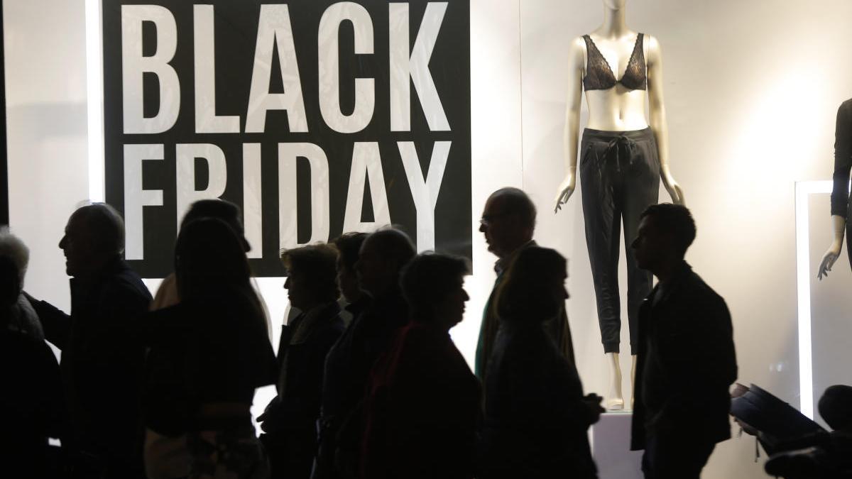El Black Friday ofrece las mejores ofertas.
