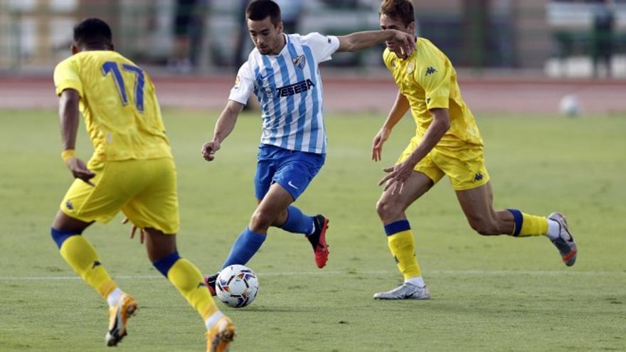 El Vélez CF, primer rival de la pretemporada del Málaga CF