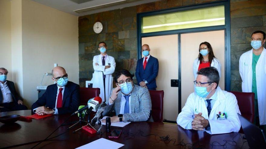 La espera para operarse en Plasencia baja 33 días, pero es la segunda más alta de la región