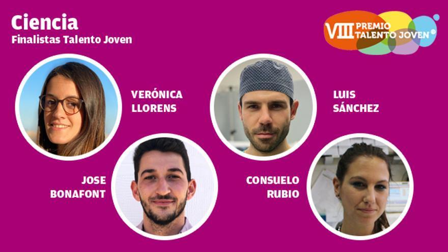 PREMIOS | Investigadores 'brillantes' para mejorar la ciencia valenciana