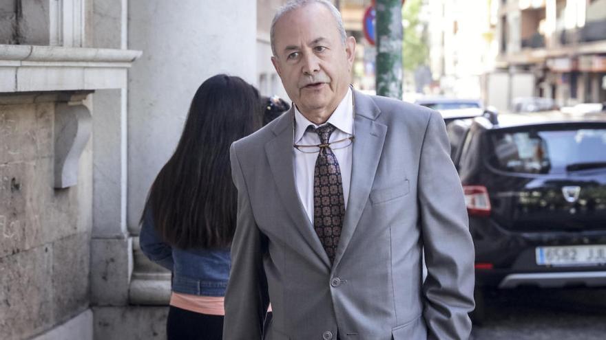 El juez Castro califica de desproporcionada la actuación de Miguel Florit