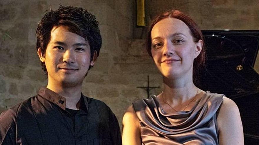 L'Orquestra de Cambra de Viena aterra a Girona amb dos solistes emergents
