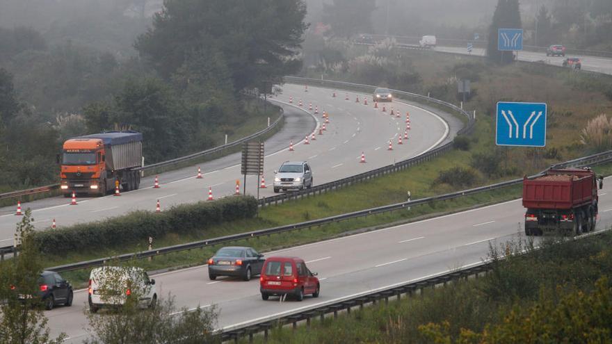 """Las constructoras plantean un peaje de 2,5 euros para ir de Oviedo a Gijón por la """"Y"""""""