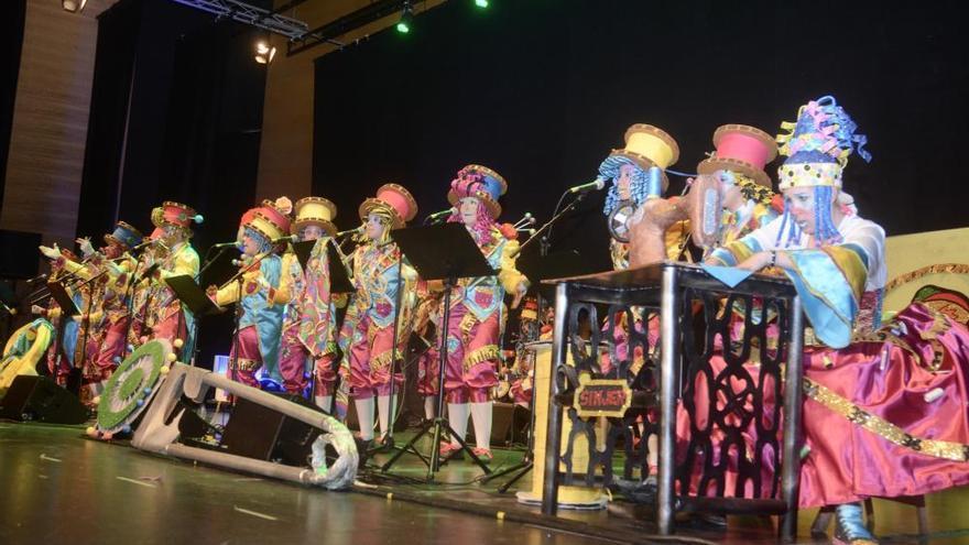 Val do Lérez, ganadora del Concurso de Murgas 2020