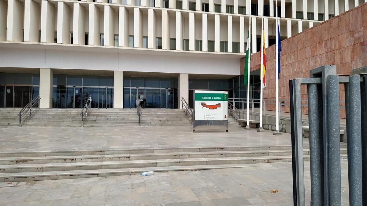 Cuidad de la Justicia de Málaga.
