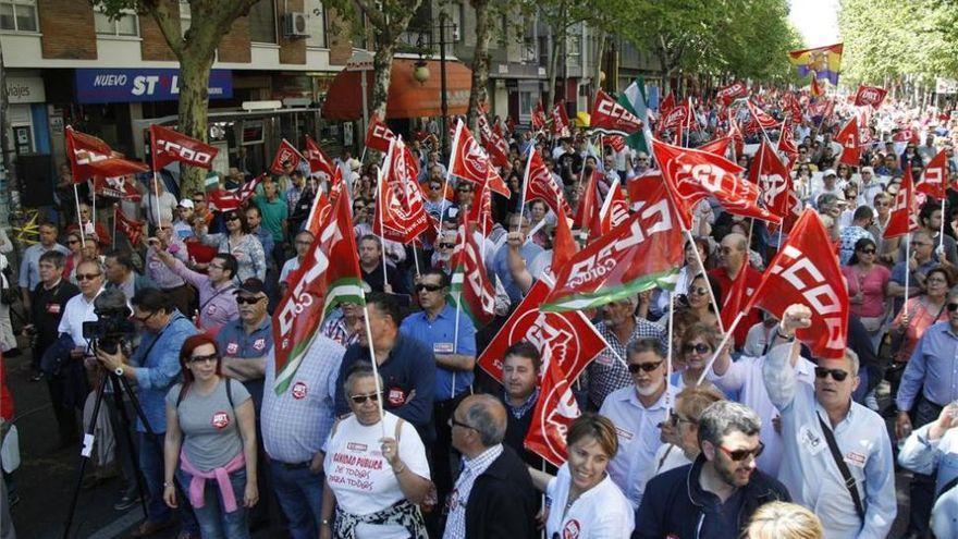 Izquierda Unida llama a la ciudadanía a movilizarse el próximo 1 de mayo