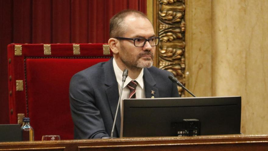 Els Mossos detenen Josep Costa per ordre judicial per fer-lo comparèixer al TSJC