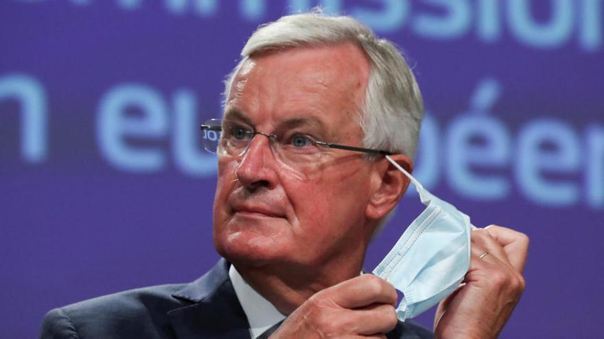 Se reanuda la negociación presencial entre la UE y Londres este fin de semana