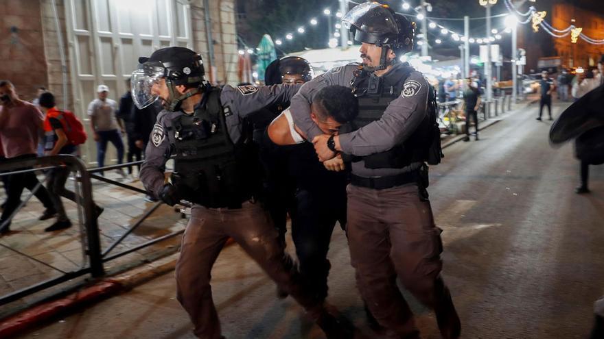 Los disturbios de Jerusalén se extienden a Gaza
