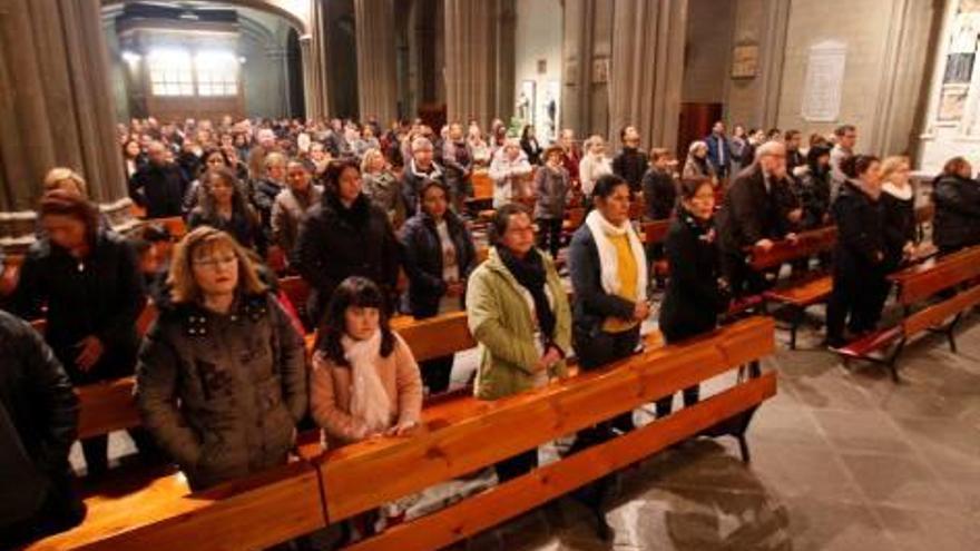 Girona Jornada de celebració de la patrona d'Hondures