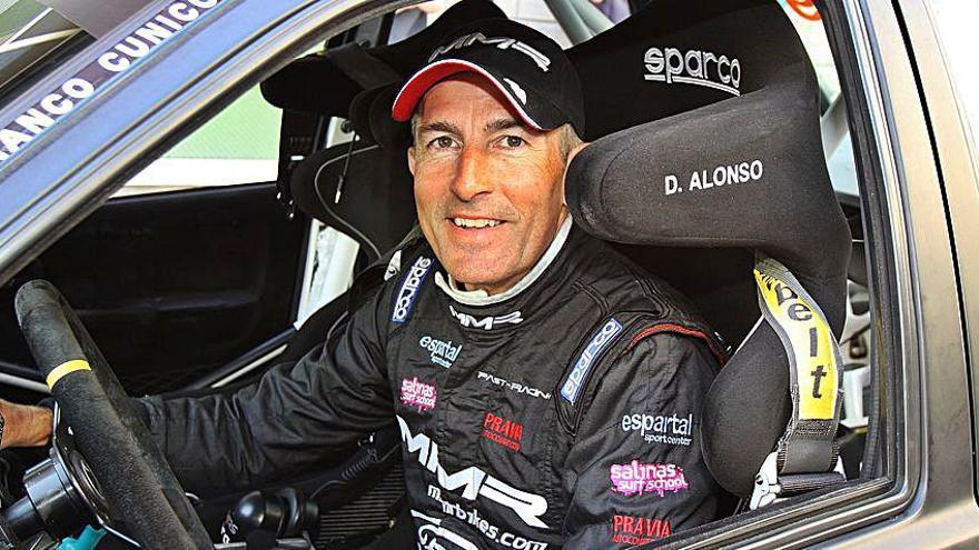 El piloto avilesino Daniel Alonso inicia hoy el Rally de Montecarlo
