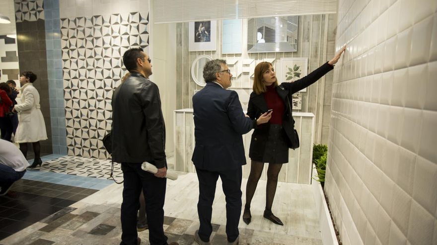 La exportación de Tile of Spain crece un 2,4 %