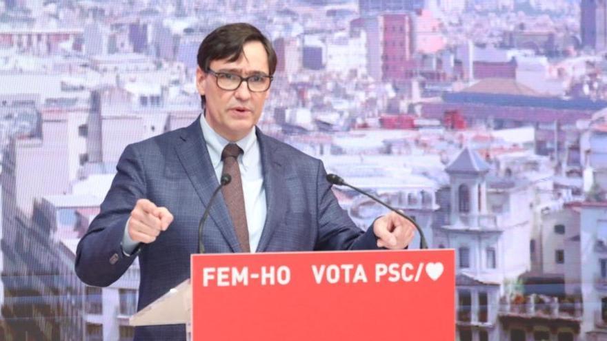 """Illa ve el veto a pactar con el PSC como """"la foto de Colón del independentismo"""""""